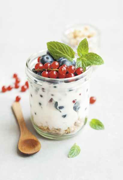 bowl breakfast calcium cereal